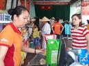 Bán hàng giảm giá cho công nhân nhà trọ