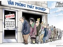Không được trợ cấp thất nghiệp