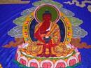 Vén bí mật bức tranh thêu Phật Quan Âm kỷ lục Việt Nam