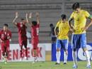 HLV Hoàng Anh Tuấn tiếc khi U20 Brazil mất vé World Cup
