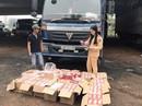 Bắt xe tải chở hơn 2.000 quả pháo lậu vào Đà Nẵng