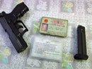 Về nhà lấy súng truy sát người làm náo loạn cả phố