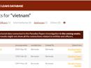 """21 thực thể liên quan Việt Nam trong """"Hồ sơ Thiên đường"""""""