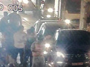 Hàng trăm ô tô bị kẹt ở hầm vượt sông Sài Gòn
