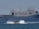 Hải quân Mỹ thách thức yêu sách của Trung Quốc ở biển Đông