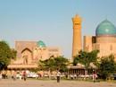 """Đất nước """"đối thủ"""" Uzbekistan đẹp và tráng lệ đến khó tin"""