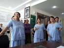 Xem U23 Việt Nam đấu, BV Chợ Rẫy có thêm...chốt cấp cứu