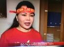 Clip Bộ trưởng Bộ Y tế mặc áo đỏ sao vàng cổ vũ U23 Việt Nam
