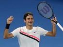 Federer bật khóc khi giữ cúp Úc mở rộng ở tuổi 36