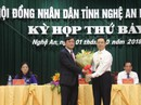Nghệ An họp HĐND bất thường, bầu tân chủ tịch tỉnh 42 tuổi