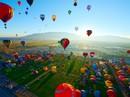 13 điểm đến tuyệt đẹp trên thế giới trong tháng 10