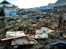 [Video flycam] Thảm họa sóng thần và động đất ở Indonesia