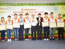 Thêm 25.000 USD cho tuyển cờ vua Việt Nam sau Olympiad
