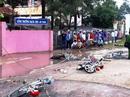 Đứt dây điện trước trường, 2 học sinh tử vong, 4 em bị thương