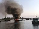 Nổ tàu cá, 14 ngư dân thương vong