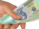 Tiền thưởng không tính vào tiền lương đóng BHXH