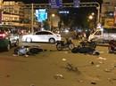 Nữ tài xế BMW đã tự mình hại mình