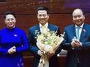 Ông Nguyễn Mạnh Hùng được QH phê chuẩn làm Bộ trưởng TT-TT với tỷ lệ phiếu 95,05%