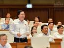 Bộ trưởng Phùng Xuân Nhạ giải trình về gian lận thi cử, sách giáo khoa