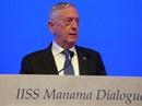 Ông Mattis: Nga không thể thay thế Mỹ ở Trung Đông