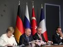 """Họp thượng đỉnh 4 bên về Syria, Tổng thống Putin bị thúc """"cứng"""" với ông Assad"""