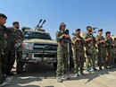 Thổ Nhĩ Kỳ nã pháo vào người Kurd ở Syria
