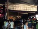 Cháy lớn gần siêu thị Co.opmart Xa lộ Hà Nội