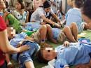280 học sinh tiểu học nhập viện sau bữa ăn ở trường