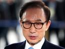 """Thêm một cựu tổng thống Hàn Quốc trúng """"lời nguyền"""""""