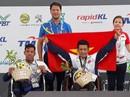 Việt Nam giành HCV đầu tiên tại Asian Paragames 2018