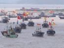 """""""Siêu tàu"""" Trung Quốc vét sạch cá thế giới"""