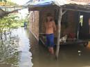 """Người dân ở """"làng biệt thự"""" hoảng hốt khi nước tràn vào nhà lúc rạng sáng"""