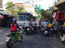 """Nha Trang: Hỗn loạn khi chợ Xóm Mới """"bành trướng"""""""