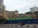 """Vì sao dự án cải tạo chung cư cũ trên """"đất vàng"""" ở Hà Nội chậm tiến độ?"""