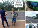 """CSGT nói gì về việc """"người hùng"""" cướp lái cứu 30 hành khách gặp nạn?"""