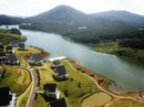 Tháo dỡ các công trình không phép ở hồ Tuyền Lâm