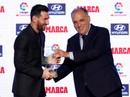 Trở lại sau chấn thương, Messi thành sao sáng nhất La Liga