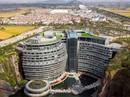 """Ngắm khách sạn lòng đất """"độc"""" nhất Thế giới tại Thượng Hải"""