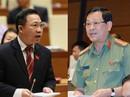 ĐB Lưu Bình Nhưỡng nói gì khi ĐB Nguyễn Hữu Cầu đề nghị đính chính phát ngôn về ngành công an?