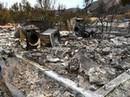 Phim trường Hollywood tan hoang sau cháy rừng ở California