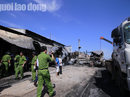 """Khởi tố vụ xe bồn """"bay"""" gây chết 6 người ở Bình Phước"""