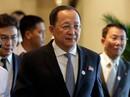 Bộ trưởng Ngoại giao Triều Tiên Ri Yong Ho thăm chính thức Việt Nam