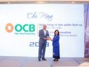 OCB vinh dự nhận giải Ngân hàng tiêu biểu Việt Nam 2018