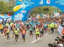 """Camera giao thông Trung Quốc """"tóm"""" VĐV chạy marathon gian lận"""