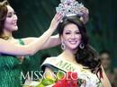 Hoa hậu Trái đất Phương Khánh nói gì về giây phút đăng quang?