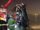 Nạn nhân trong chiếc Mercedes rơi xuống sông là nữ chủ xe 29 tuổi