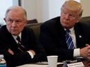 """Sa thải Bộ trưởng Tư pháp ngay sau bầu cử, ông Trump có mục đích """" sâu kín""""?"""