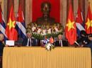 Đưa kim ngạch thương mại Việt Nam - Cuba đạt 500 triệu USD