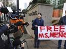 """Mập mờ phiên tòa bảo lãnh """"nữ tướng"""" Huawei"""