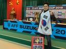 Hàng chục phóng viên Hàn Quốc nô nức đến họp báo trận Việt Nam – Malaysia